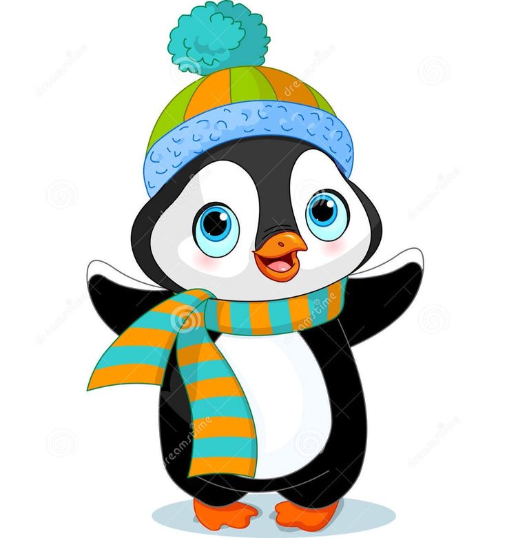 Drawn penguin cristmas ART on 120 Pinterest images