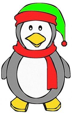 Drawn penguin cristmas Cartoon ToonDraw: Cartoon How step