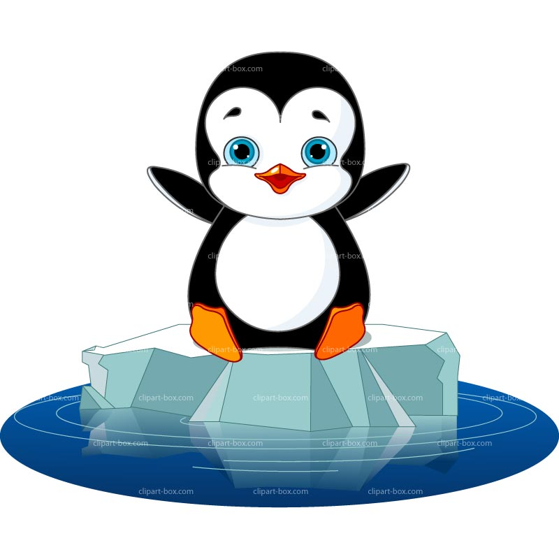 Drawn penguin ice clipart Ice Clipart Penguin On Free
