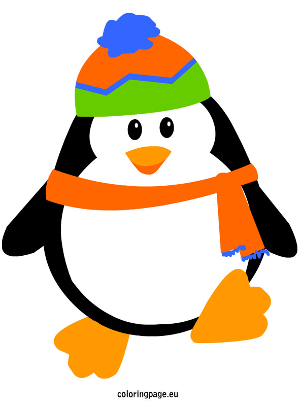 Penguin clipart scarf clipart This Penguins FAUNA*✿**✿* more with