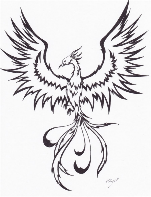 Fenix clipart blue Bird Mind Art Phoenix Premium