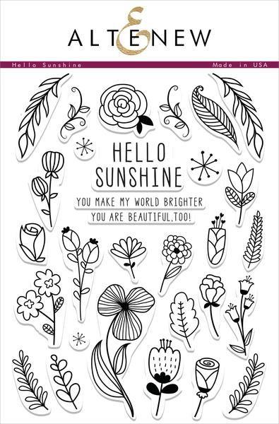 Drawn photos Pinterest Stamp 20+ Hello flowers