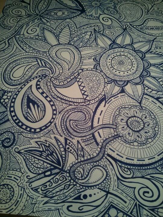 Drawn photos artsy #artsy drawing #paisley Best #drawing