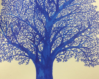 Drawn photos artsy Trees Artsy Artsy Drawn Etsy