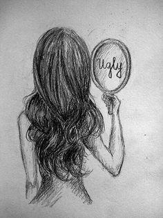 Drawn photos depression Drawing  Drawings depression Google