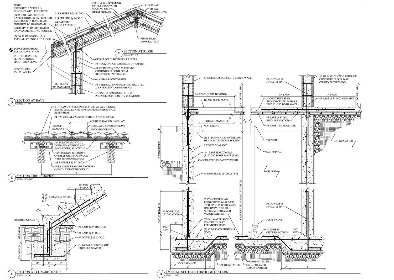 Drawn photos detail S A Of Wall Parapet