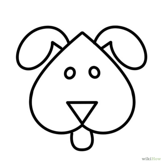 Drawn puppy beginner kid Things Search Diy Search