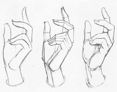 Drawn amd hand Journey: Steps Blocking ideas drawings