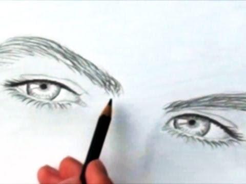Drawn photos male eye 3  draw eyes Riar)