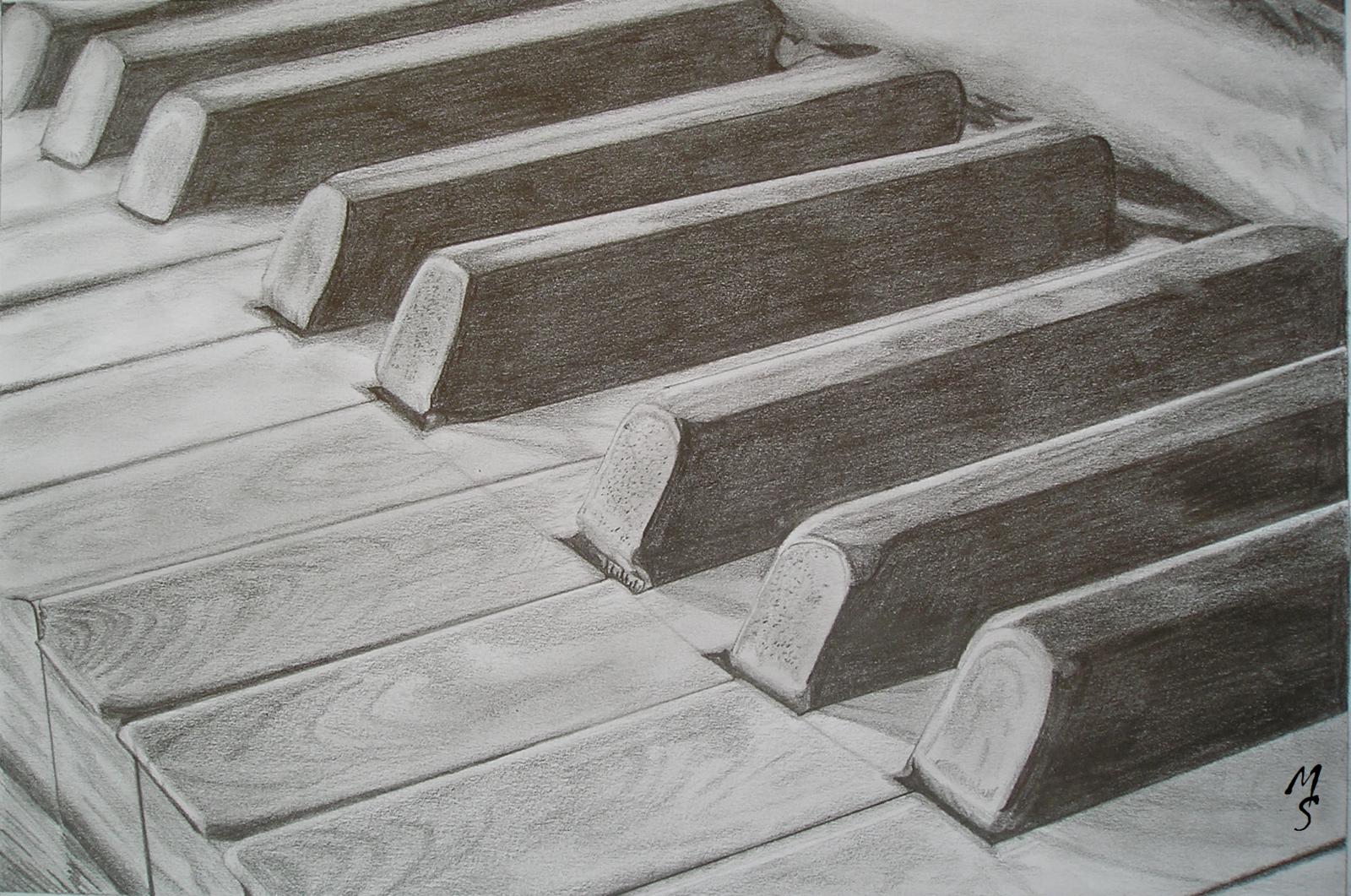 Drawn piano P Masteri Piano Piano Drawing