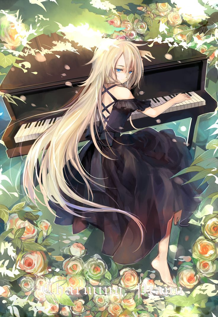 Drawn piano gothic On more and this images