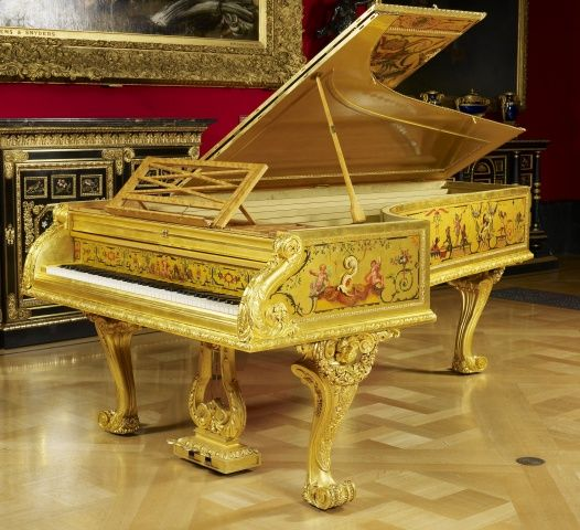 Drawn piano black and white Of Harpsichords Pianos the and