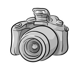Drawn camera easy Photos drawing