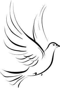 Drawn pice dove They images de because Palomas