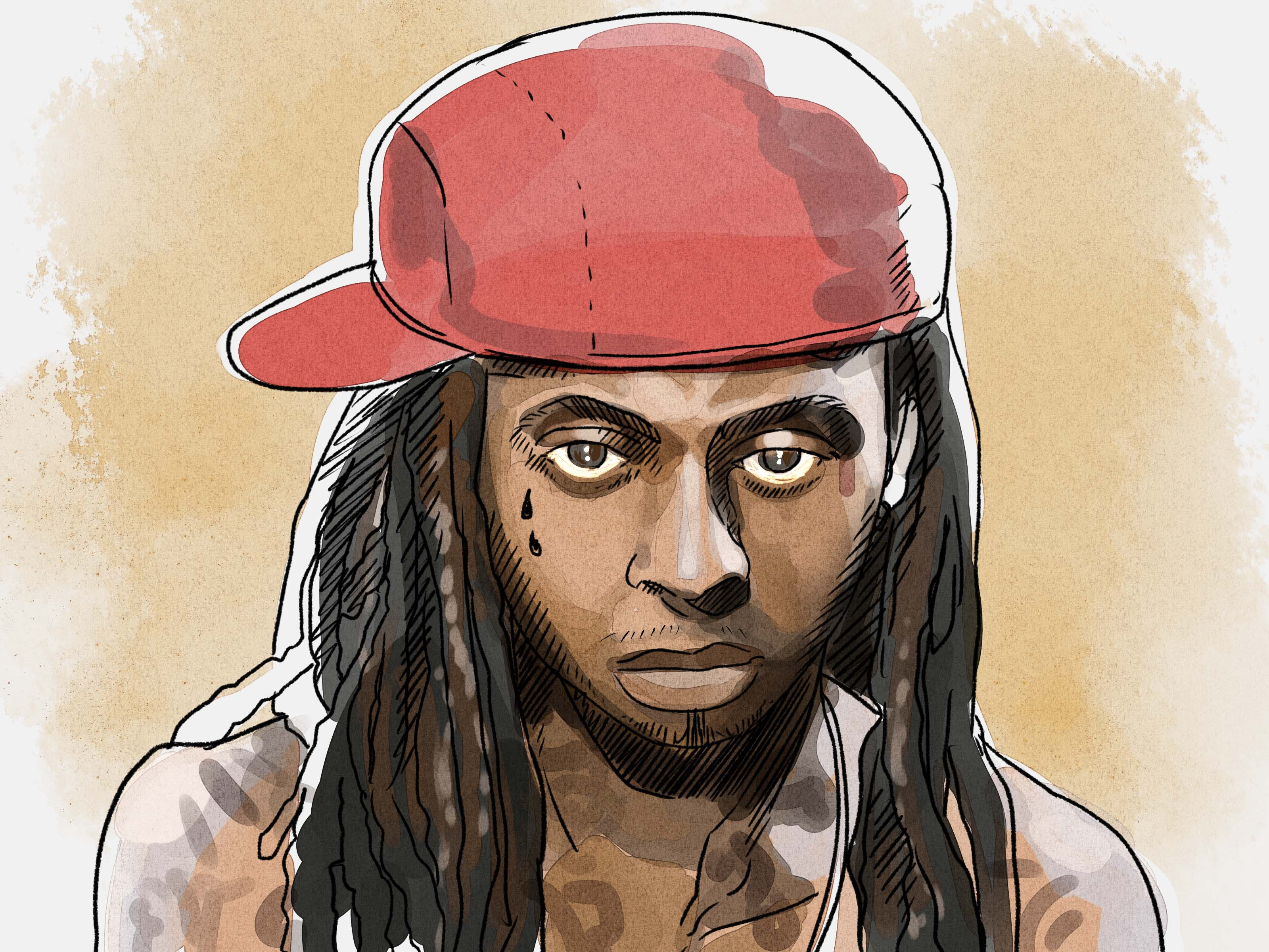 Drawn pice lil wayne To Lil How Wayne: Draw