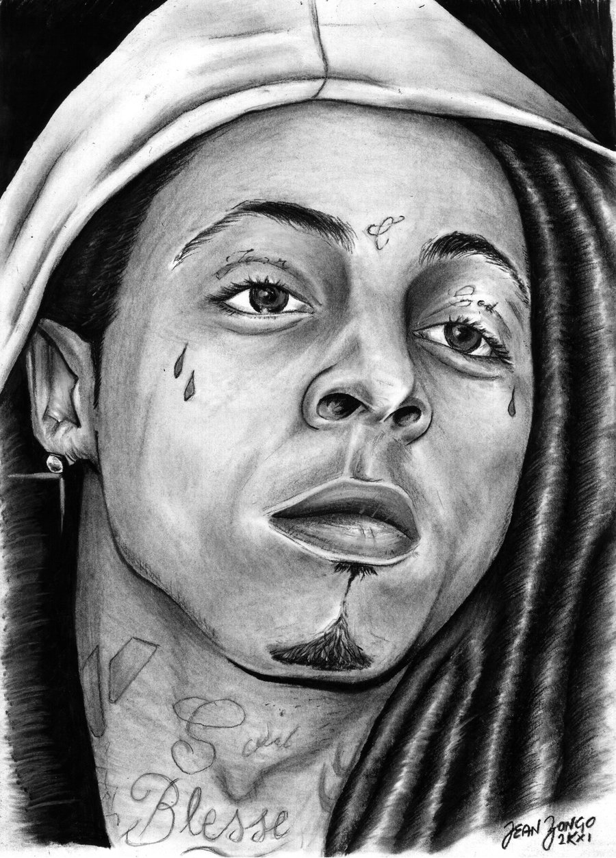 Drawn pice lil wayne Drawings Search dibujados wayne lil