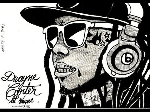 Drawn pice lil wayne DRAW WAYNE TO HOW LIL