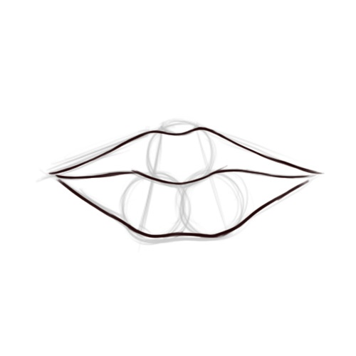 Drawn pice lip Ideas Pinterest Lips on 25+