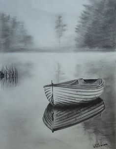 Drawn scenery canvas Easily and Whitman your ArtPencil