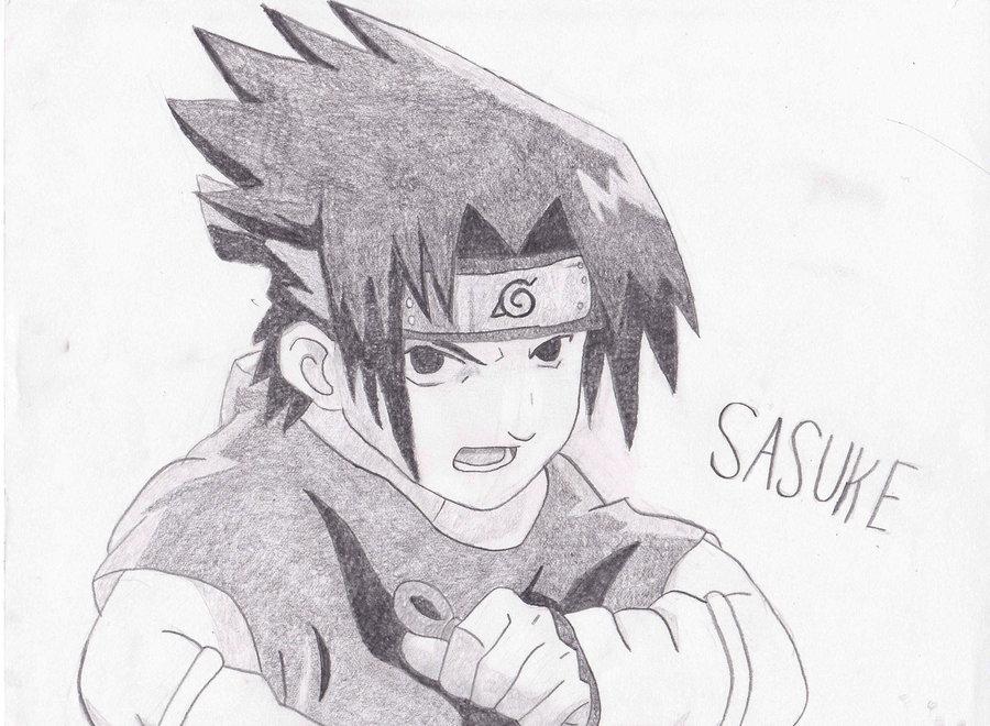 Drawn pice sasuke GrimoireHeart Sasuke Sasuke on drawing