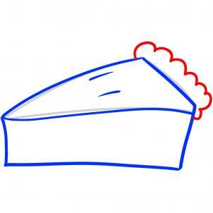 Drawn pies #6
