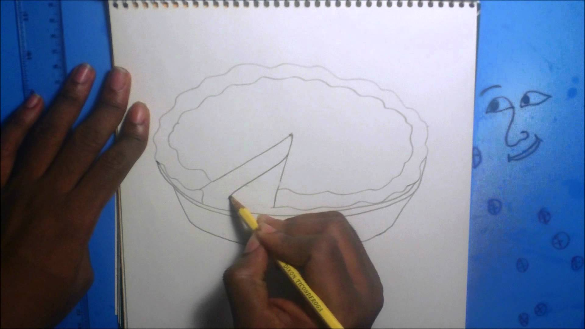 Drawn pies #5