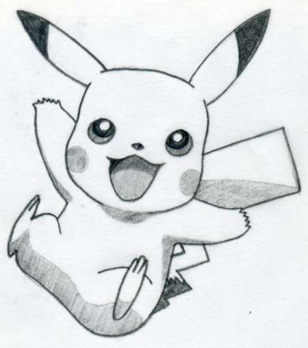 Drawn pikachu The And click to Easily