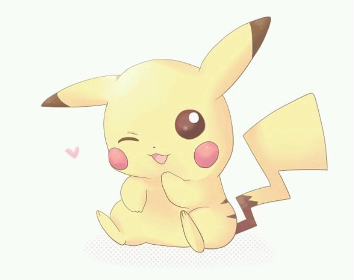 Drawn pikachu cartoon character My characters cartoon fav Pokémon