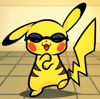 Drawn pikachu cartoon character Pokémon images Characters Draw Style