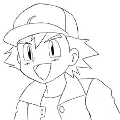 Drawn pikachu cartoon character Sketches Mouth Draw How drawing