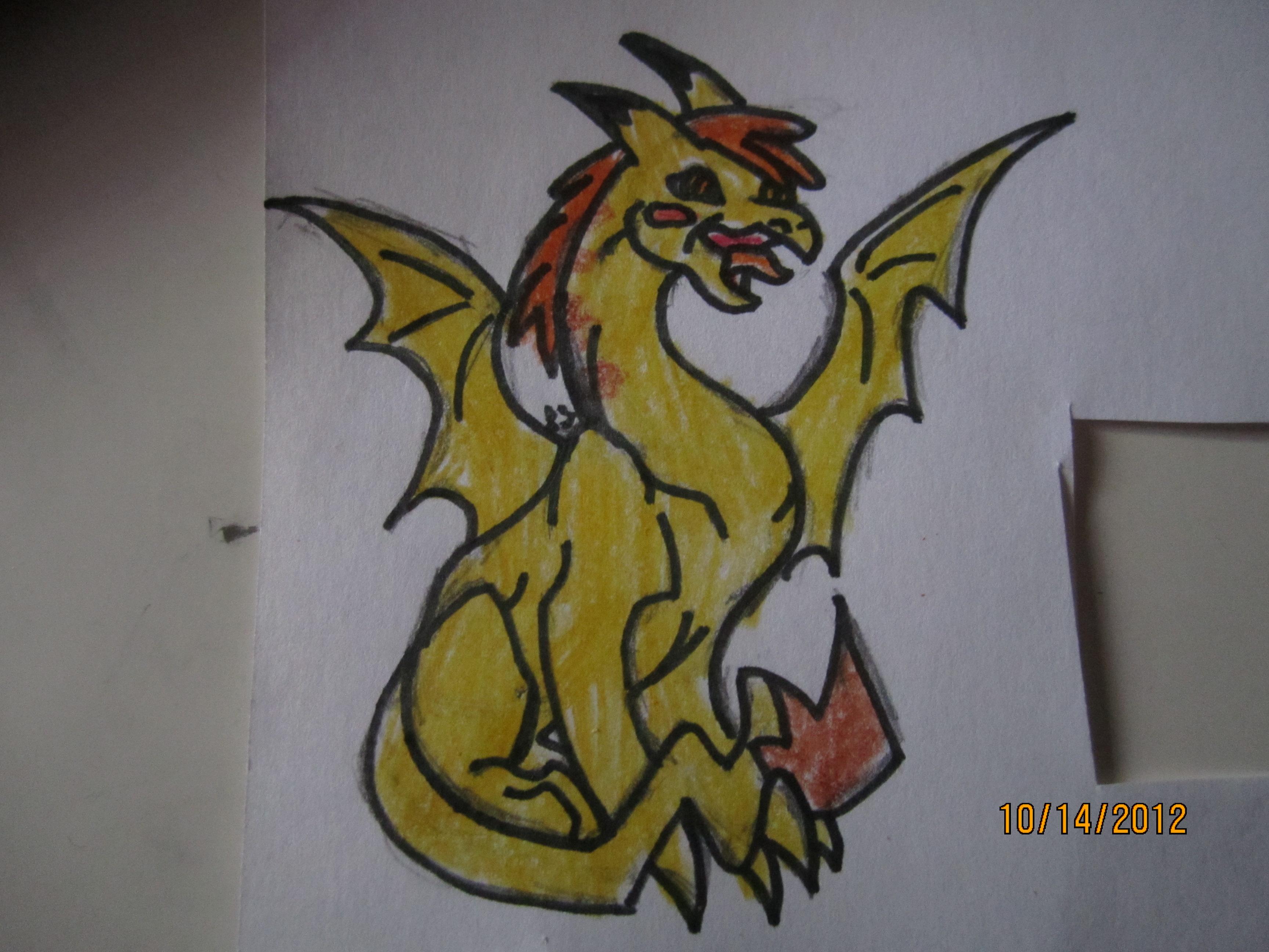 Drawn pikachu dragon Please Dragon to Asian a