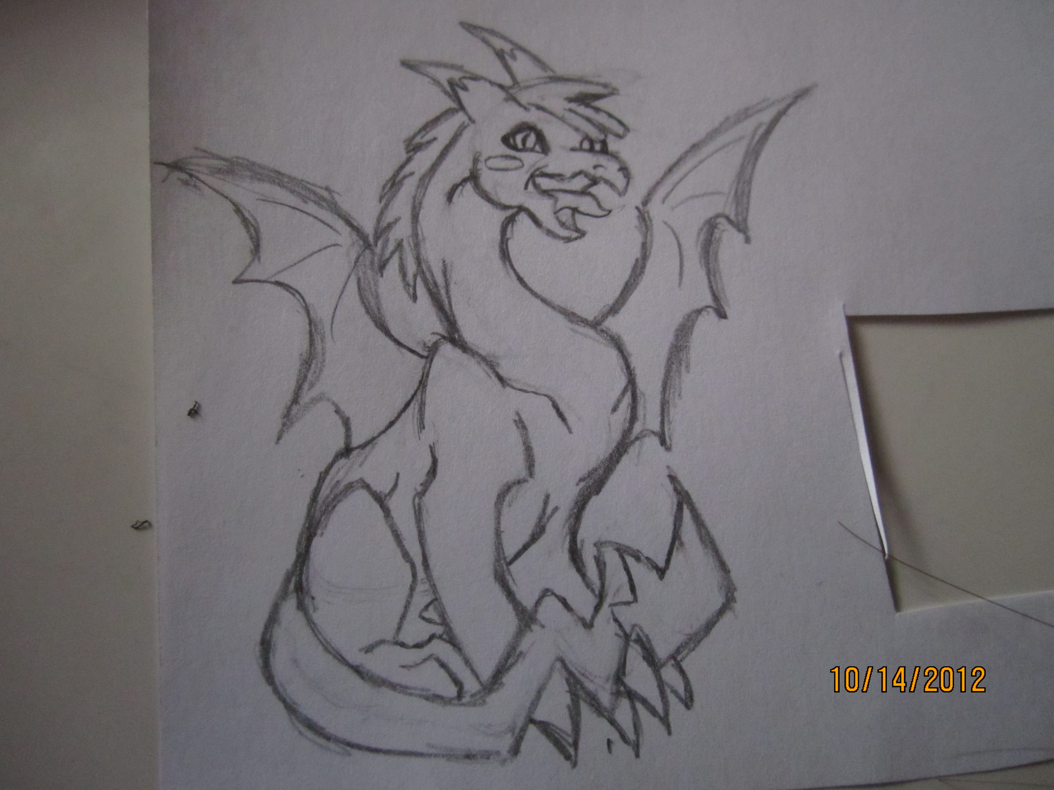 Drawn pikachu dragon Asian to Here a have