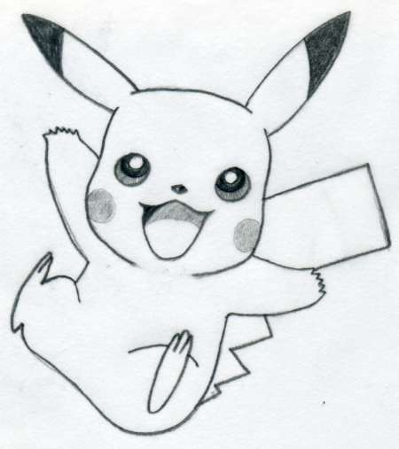 Drawn pikachu easy Can always not iris than