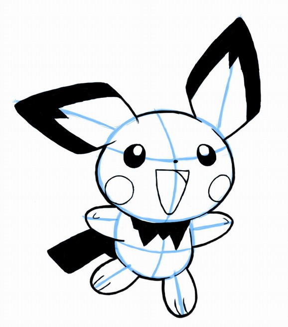 Drawn pikachu esay To How to Pinterest