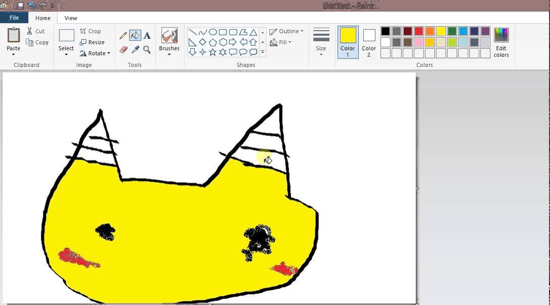 Drawn pikachu esay PIKACHU! DRAW: TO PIKACHU! DRAW: