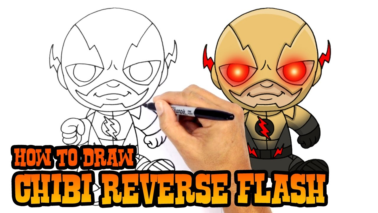 Drawn pikachu flash Comics How Reverse How Reverse