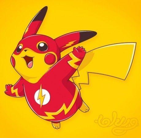 Drawn pikachu flash Pinterest Pikachu  The Pikachu