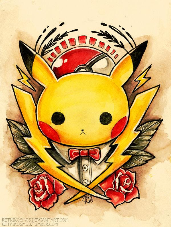Drawn pikachu flash By RetkiKosmos Collective Pikachu RetkiKosmos