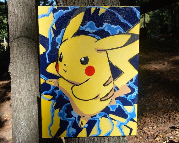 Pikachu clipart graffiti Graffiti Paint Paint on Graffiti