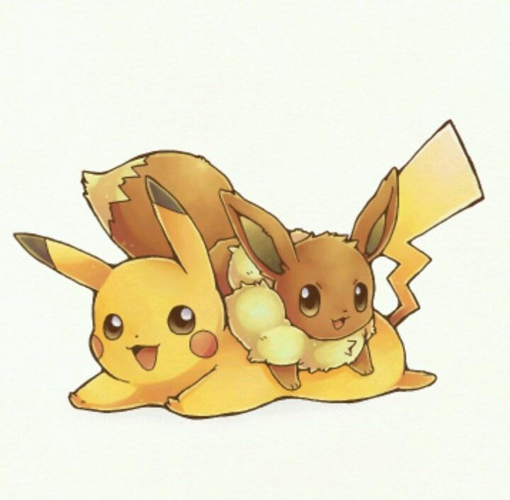Drawn pikachu hello Heart my of pokemon childhood