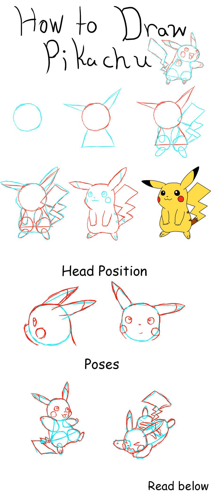 Drawn pikachu hello To Pikachu PikaAly DeviantArt on