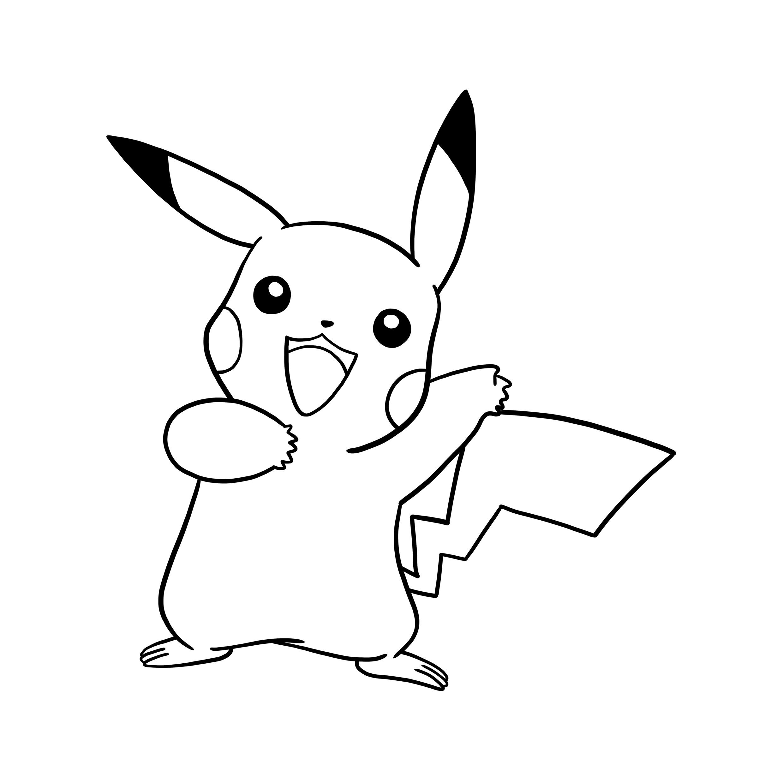 Drawn painting pikachu Maxresdefault Draw To lightofunity Pages