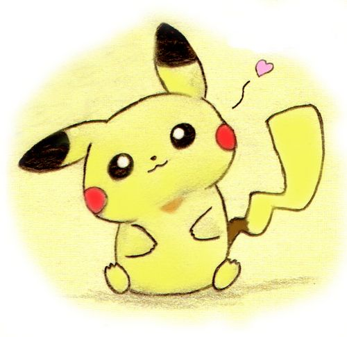 Drawn pikachu picachu And this Picachu and best