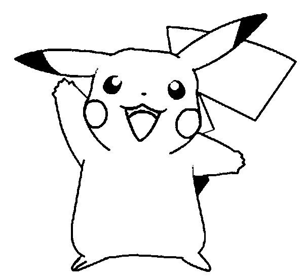Drawn pikachu picachu And http Pokemon  You