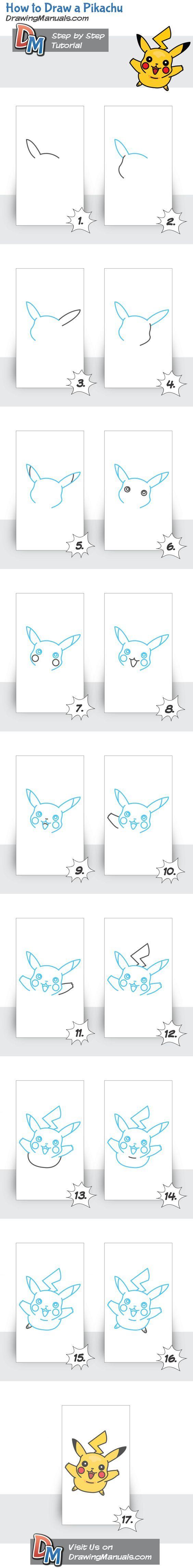 Drawn pikachu picachu To Best Pikachu Pikachu Draw