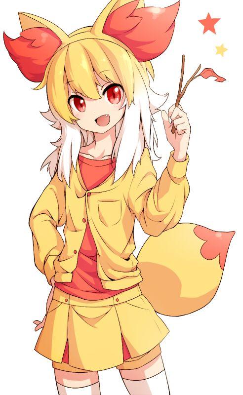 Drawn pikachu pokemon female human Gijinka Pinterest version pokemon 435