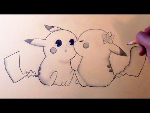 Drawn kisses chibi Chibi Drawing: Chibi YouTube Drawing: