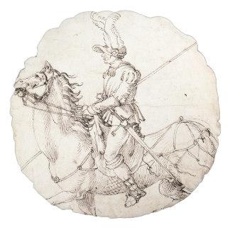 Drawn pillow durer & Throw Lancer Pillows Albrecht