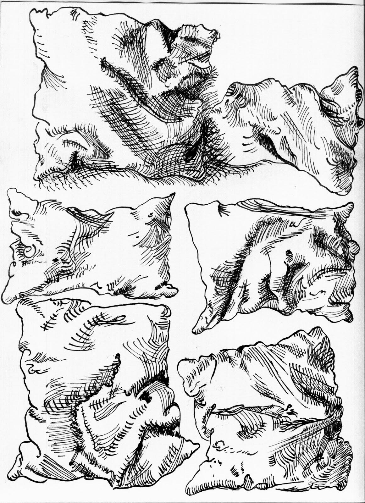 Drawn pillow durer  Pillows Six Albrecht ourdailyawesome