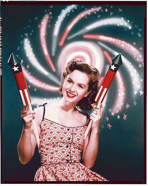 Drawn pin up  4th july Pinterest more on the on